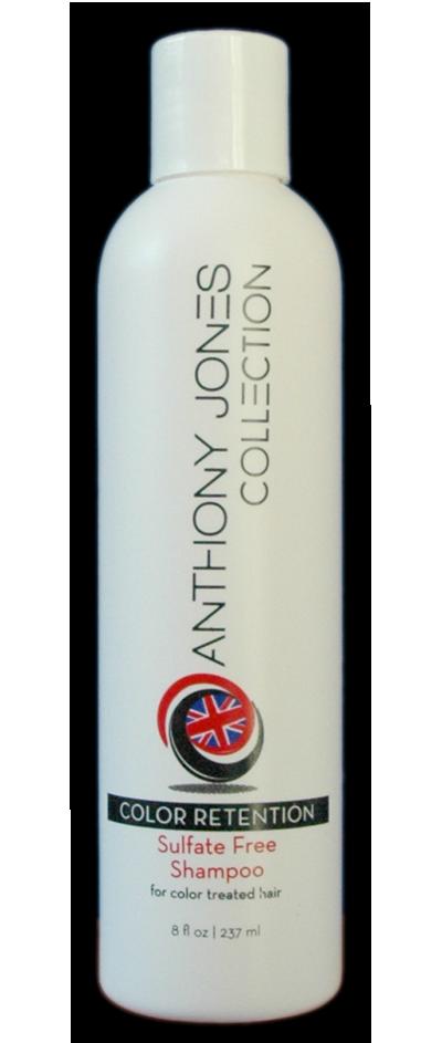 Anthony Jones Hair Salons  Color Retention Sulfate Free Shampoo